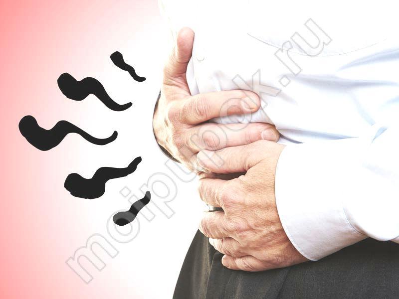 Боль как симптом пупочной грыжи